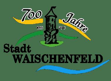 LOGO 700 Jahre Waischenfeld
